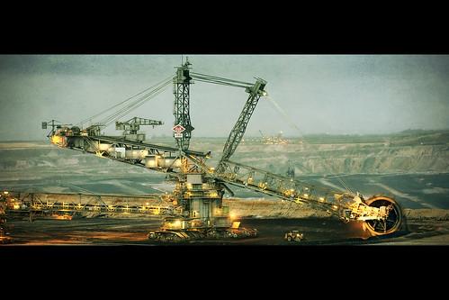 Brown Coal Mining