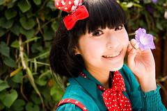 Akina (swanky) Tags: portrait people woman cute girl beautiful beauty canon asian eos md model women pretty taiwan babe belle taipei   tamron 2008 taiwanese image01  30d    akina a16   1750mm  tamronspaf1750mmf28xrdiiildasphericalifmodela16  emiruemirue ak