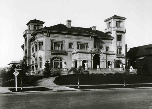 Hancock Mansion