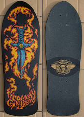 Powell Peralta - Tommy Guerrero (snake.williams) Tags: graphic skateboarding oldschool collection deck skate skateboard
