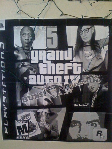 GTA IV record attempt, bushleague.tv