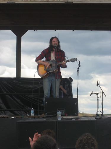 J. Tillman, Sasquatch, 5/25/08