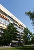 oscar niemeyer, hansaviertel housing, berlin 1956-1957