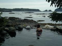 White Sulphur Hot Springs, Southeast Alaska