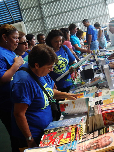 Stands- 6. Festival Internacional de Matemática, Palmares, Costa Rica