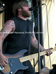 Against Me! (punkrocklive) Tags: sanfrancisco warpedtour againstme pier3032