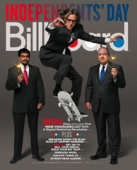 Topspin on Billboard