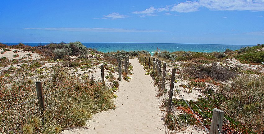 Cottesloe Beach,Perth,Australia