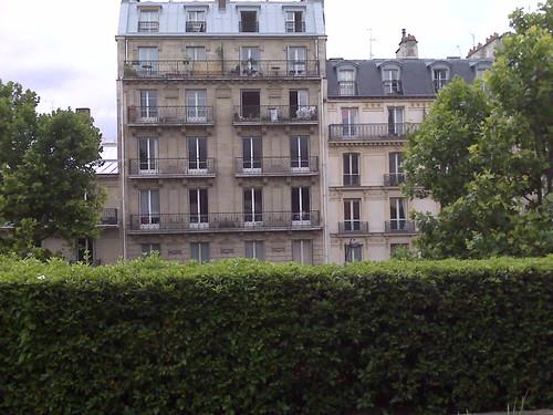 A Building Next To The Promenade