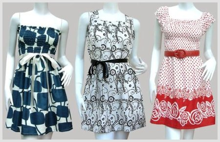 handmade dresses from Thailand