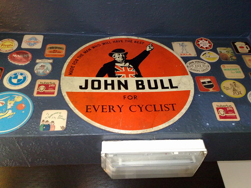 John Bull for Every Cyclist