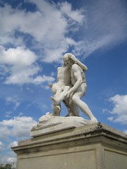 The Tuileries Gardens - 'The Good Samaritan' s...