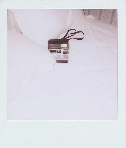 my first love/polaroid sun600 LMS