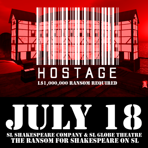 SLSC and SL Globe Theatre HELD HOSTAGE