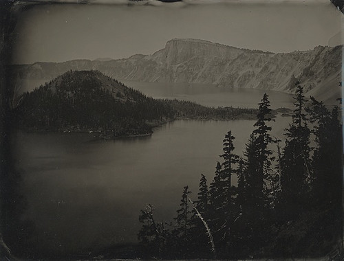 Wet-plate landscape by Will Dunniway