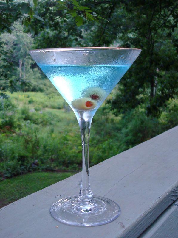 Cooking 4 the Week: Drink of the Week: Magellan Martini
