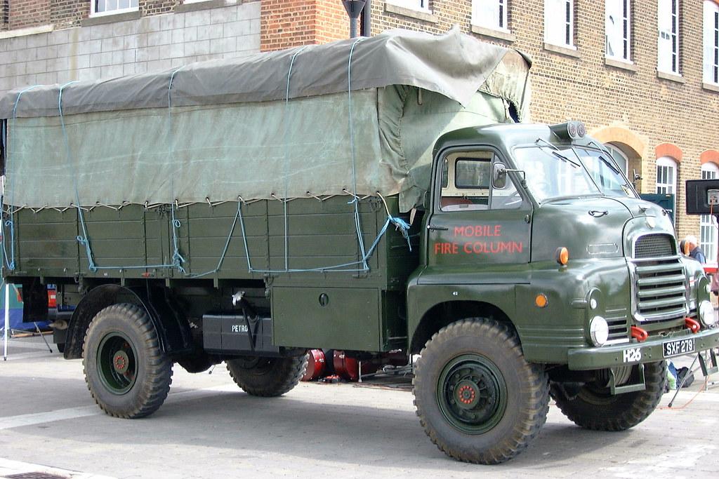 Bedford RLW 4X4 Truck