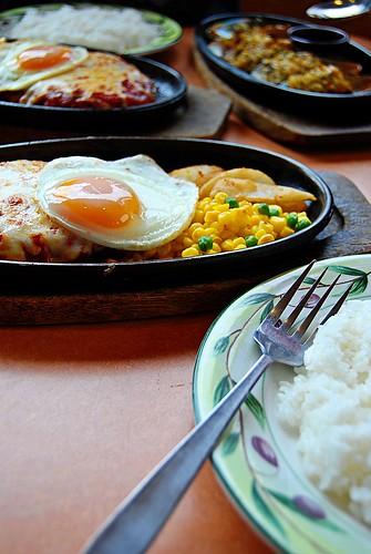 [Golden Week] Breakfast at Saizeriya