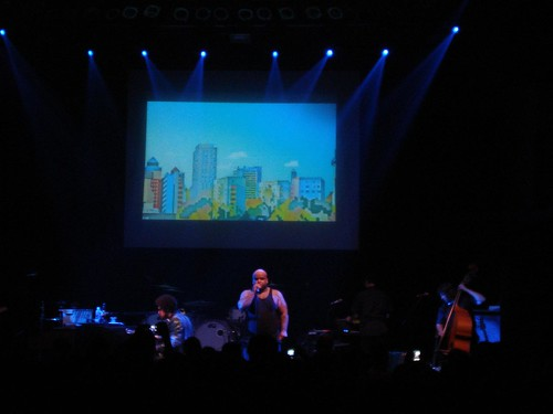 Gnarls Barkley @ The 9:30 Club, Washington, DC