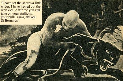 Santo Y Henry Miller