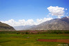 Jurm Valley, Badakhshan (From Afghanistan With Loveّ) Tags: world travel blue sky afghanistan green nature beautiful clouds digital canon landscape eos rebel kiss fields zeerak xti safrang badakhshan hamesha 400d javaid badaxan