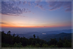 Sunset in the Shenandoah Valley (furiousgeorge81) Tags: sunset mountains virginia nationalpark shenandoah shenandoahvalley northalabamaphotographersguild napg furiousgeorge81 joshharper