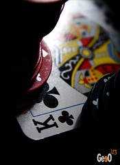 Want To Play Poker (geeo123) Tags: red fish money black game cards lost king play chips want poker card match win golddragon anawesomeshot
