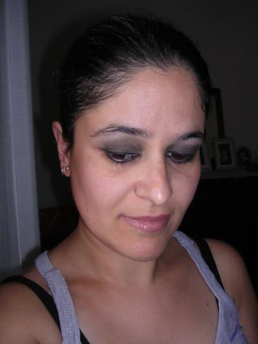 FOTD 24 August 2008 (Smokey Eyes)
