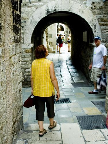 Lugares turísticos en Split