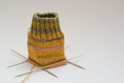 Noro Striped sock #2
