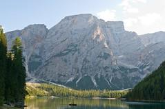 Croda del Becco (2816mt) (Teone!) Tags: italy mountain lake lago italia montagna braies altoadige naturesfinest crodadelbecco anawesomeshot seekofel chicècè landscapesdreams
