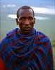 Maasai Warrior, Ngorongoro Crater