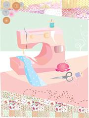 amo costurar ... por Lady Hipo