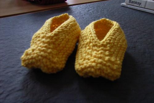 baby booties 4