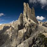 Las Torres de Vajolet