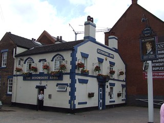 The Devonshire Arms Burton on Trent