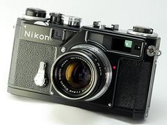 Nikon SP Limited Edition + Nikkor-H.C 5cm f2 (jonmanjiro) Tags: 2005 nikon sp f2 nikkor 5cm