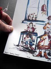 NaMa's Creative Corner PRINT - detail