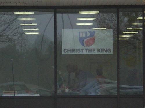 Christ The King Anglican Church (AMIA), Dewitt, MI