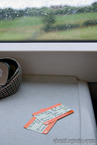 British Rail Tickets