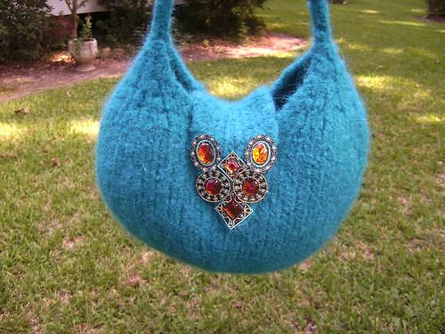 Dumpling Bag Knitting Pattern : Double Dumpling bag - KNITTING