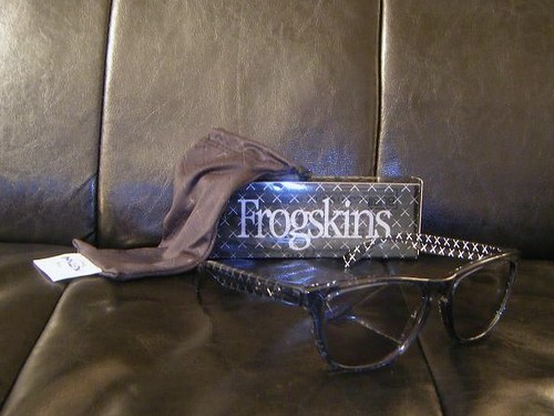Fake Frogskin Oakleys