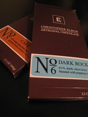 Christopher Elbow chocolate