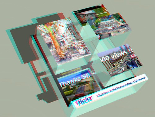 3D anaglyph-Thanks 50,000 views!!-3