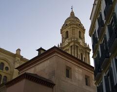 NGULOS. (costadelsol59) Tags: edificios catedral balconies malaga centrohistorico esquinas angulos terrazas sagrario costadelsol59 spainbalcones