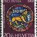 Helvetia Pro Patria Leo 1968