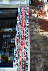 Jeff Aerosol @Bxl -Arlequin (nlejuste) Tags: brussels jeff wall belgium belgique belgie bruxelles urbanart aerosol murs pochoir arlequin