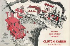 Clutch Cargo promo material