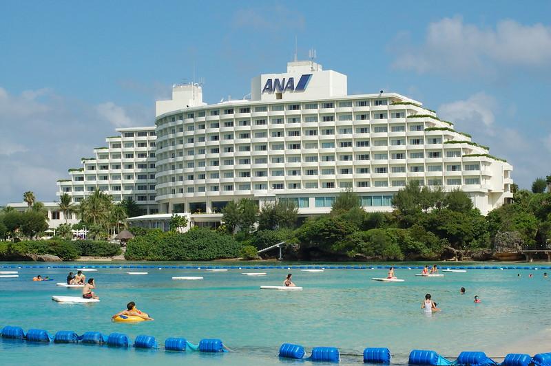 ANA萬座海濱洲際飯店