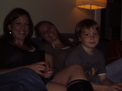 Aiden and the ladies